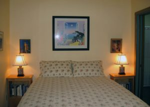 Zen Room Bed