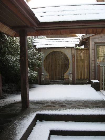 zenbath-snow